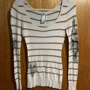 Long Sleeve Guess Shirt
